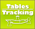 Tables Tracking Icon